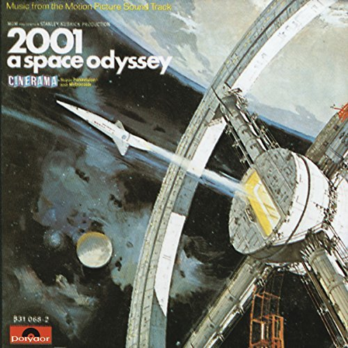 2001 A Space Odyssey Soundtrack Import Eu