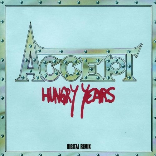 Accept Hungry Years Import Eu