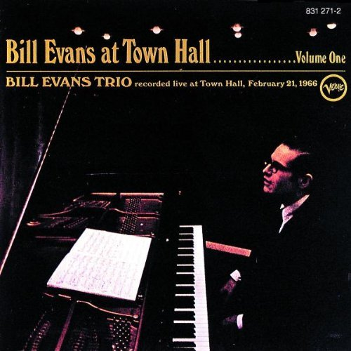 Bill Trio Evans At Town Hall