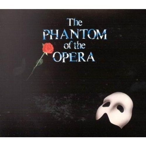 Phantom Of The Opera Original Cast London Cast 2 CD Set