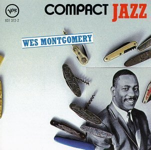 Wes Montgomery Compact Jazz