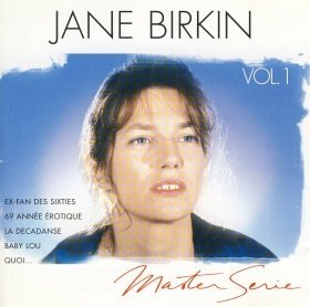 Jane Birkin Vol. 1 Masters Import Fra Master Series