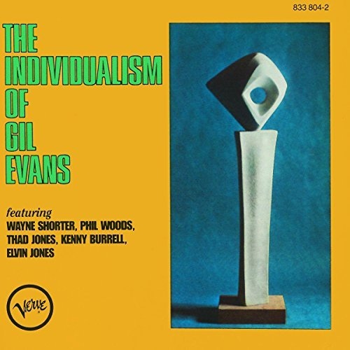 Evans Gil Individualism Of Gil Evans Import Arg