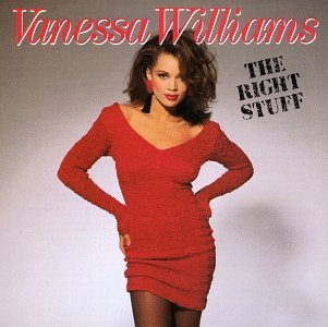 Williams Vanessa Right Stuff