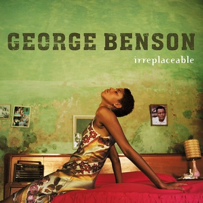 George Benson Irreplaceable Import Eu