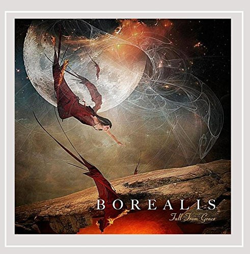 Borealis Fall From Grace Import Gbr