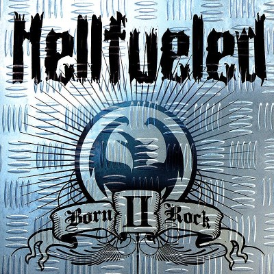Hellfueled Born Ii Rock Lmtd Ed. Metal Box