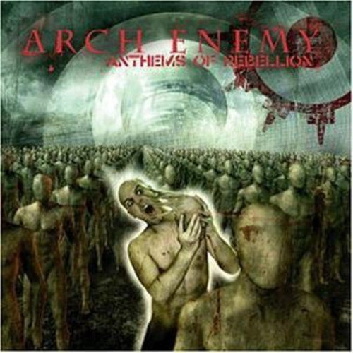 Arch Enemy Anthems Of Rebellion 2 CD Set Digipak