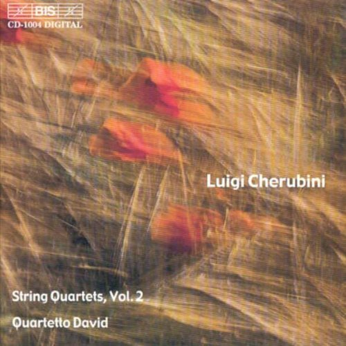L. Cherubini Qt Str Vol. 2 Qt David