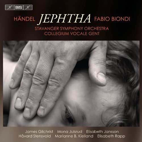 James Gilchrist Handel Jephtha 2 CD