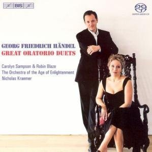 Sampson Blaze The Orch.Of The Duets From The Great English O Sacd