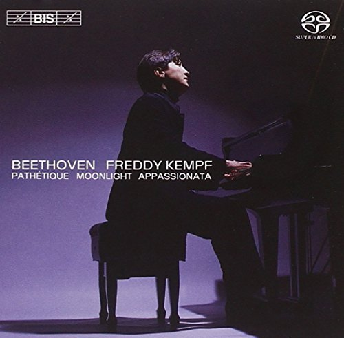 Freddy Kempf Piano Sonatas Pathetique Moonl Sacd