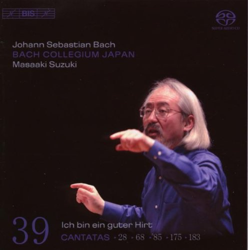 Bach Collegium Japan Cantatas Vol.39 Sacd