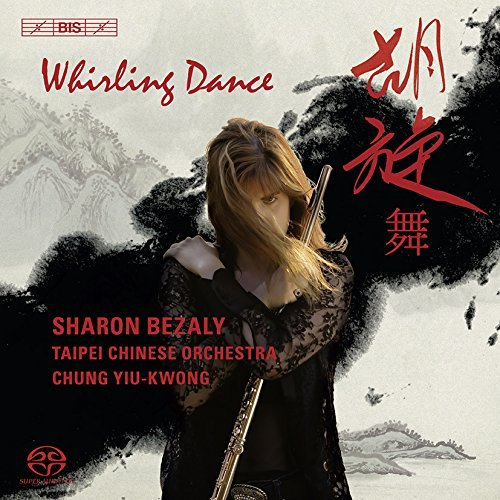 Bezaly Taipei Chinese Orchestr Works For Flute & Traditional Sacd