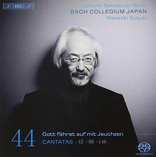 Bach Collegium Japan Cantatas Vol.44 Sacd