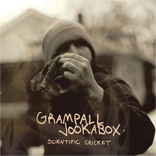 Grampall Jookabox Scientific Cricket Scientific Cricket