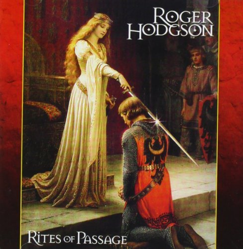 Roger Hodgson Rites Of Passage Import Arg