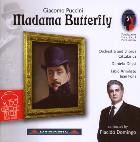 Giacomo Puccini Madame Butterfly