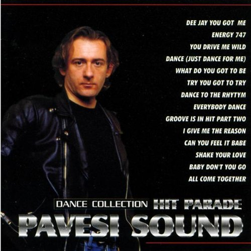 Pavesi Sound Dance Collection Hit Parade Import Ita