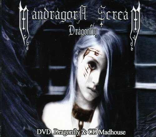 Mandragora Scream Dragonfly Import Ita Incl. Bonus DVD