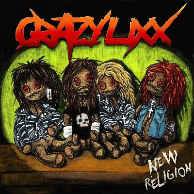 Crazy Lixx New Religion