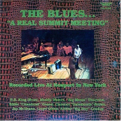 Blues...Real Summit Meeting Blues...Real Summit Meeting 2 CD Set