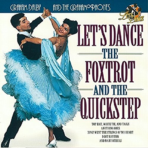 Graham Dalby Let's Dance Foxtrot & Qui Import Eu