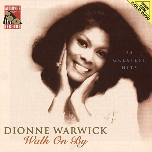 Dionne Warwick Walk On By 20 Greatest Hits Import Net