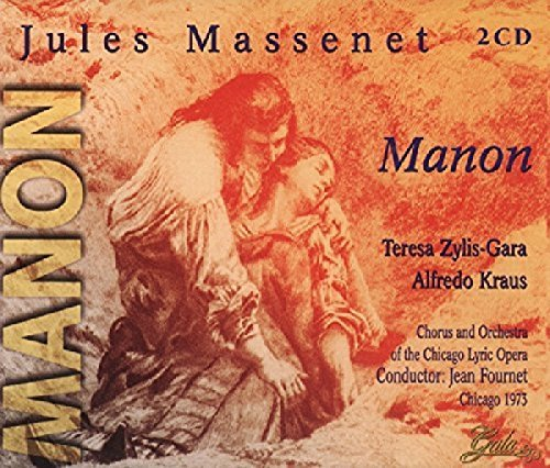 Jules Massenet Manon Import Eu 2 CD
