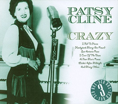 Patsy Cline Crazy Import Eu 3 CD