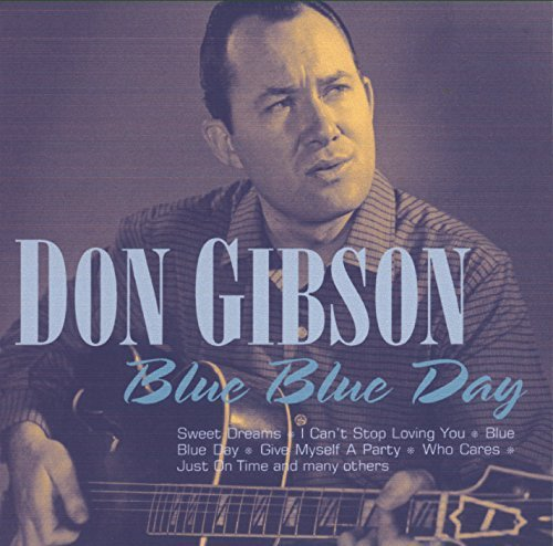 Don Gibson Blue Blue Day Import Eu