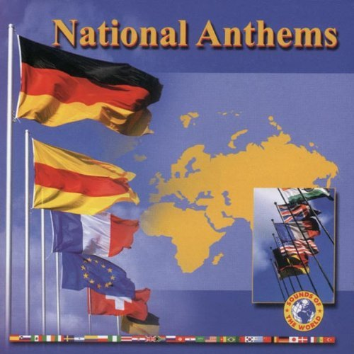 Hollywood Studio Orchestra National Anthems Import Eu