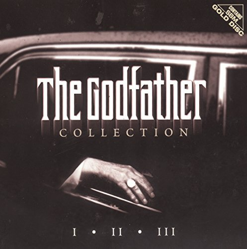 Hollywood Studio Orch. & Singe Godfather 1 & 2 & 3 Import Eu