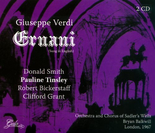 G. Verdi Ernani Import Eu 2 CD