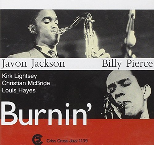 Jackson Pierce Quintet Burnin'