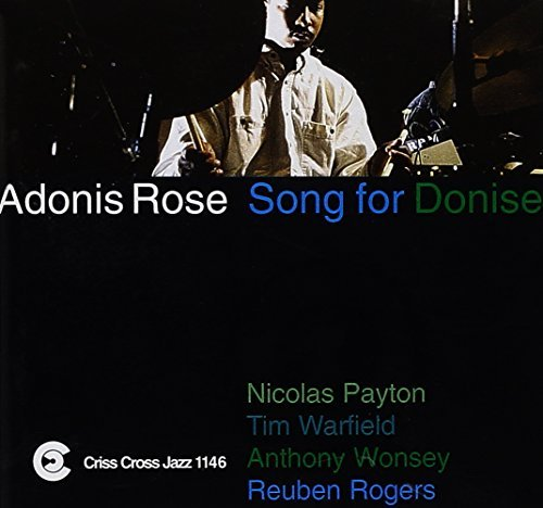 Rose Adonis Song For Donise