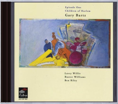 Gary Bartz Episode One Children Of Harlem Import Eu