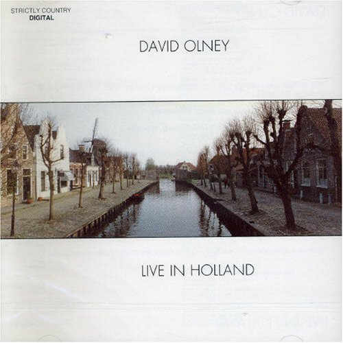 Olney David Live In Holland
