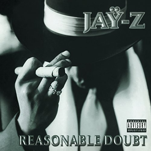 Jay Z Reasonable Doubt 180gm Vinyl Reasonable Doubt