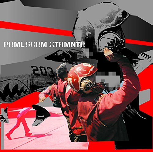 Primal Scream Xtrmntr Import Eu Xtrmntr