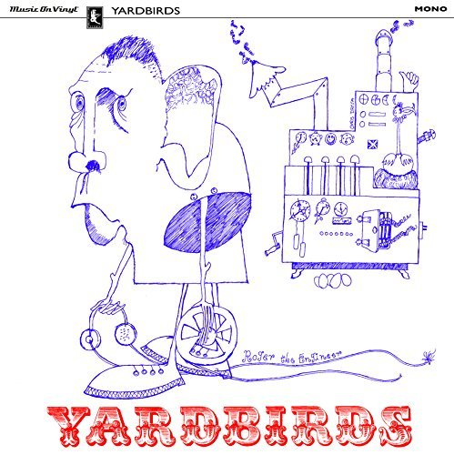 Yardbirds Roger The Engineer Import Eu Roger The Engineer