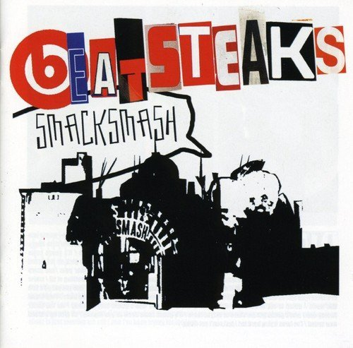 Beatsteaks Smack Smash Import Gbr