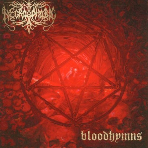 Necrophobic Bloodhymns Import Swe