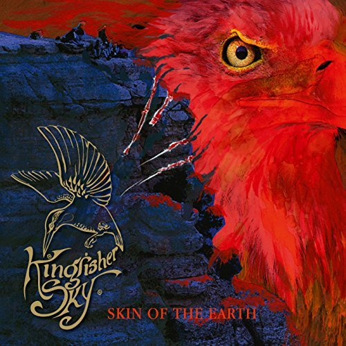 Kingfisher Sky Skin Of The Earth