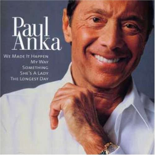 Paul Anka Paul Anka Import Gbr