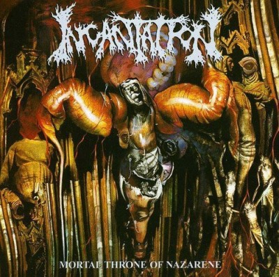 Incantation Mortal Throne Of Nazarene Import Arg