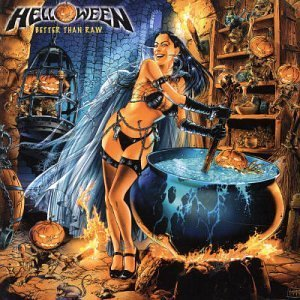 Helloween Better Than Raw Import Eu Incl. Bonus Track