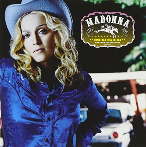 Madonna Music Import Aus Incl. Bonus Tracks