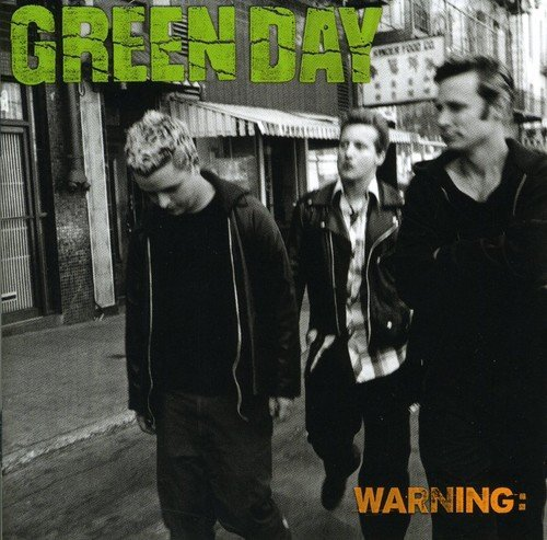 Green Day Warning Import Aus Warning