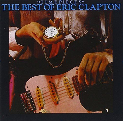 Eric Clapton Time Pieces Import Aus